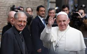 Francis and Jesuit General
